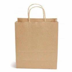 Brown Paper Bag, Capacity: 1kg