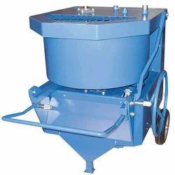 Laboratory Concrete Pan Mixer Machine