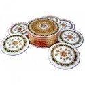 Marble Tea Coasters
