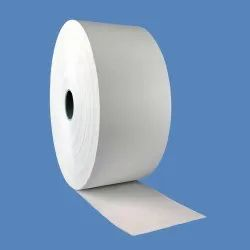 White Plain Thermal Paper, GSM: 80 - 120 GSM