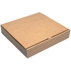 13 x 13 x 1.5 Inch Paper Pizza Box
