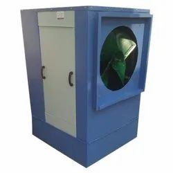 Metal Single Air Cooler Ducting, Capacity: 1000 Square Feet