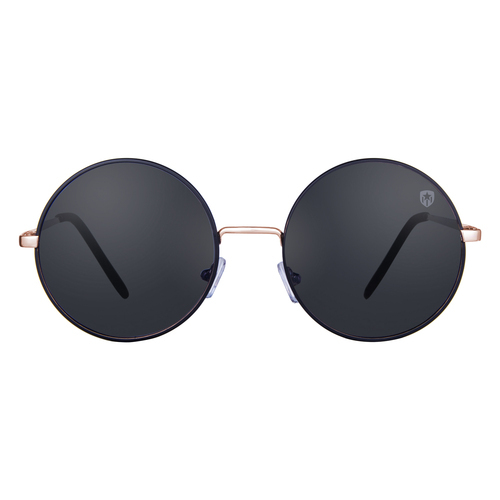 eb542e017c2 Uptown Gold Round Vintage Sunglasses For Men at Rs 1199  piece ...