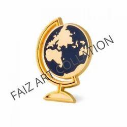 Globe Badge