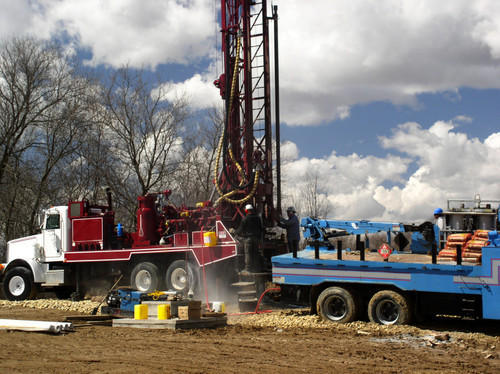 Borehole Drilling Service