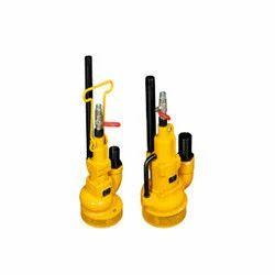 Single-stage Pump 1 - 3 HP Pneumatic Sump Pumps