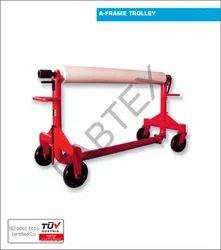 A Frame Batch Trolley