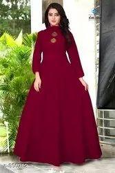 Full Sleeve Rayon slub Women's Clothing, 19-20