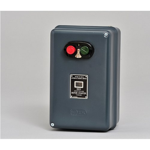 L T Starters And Submersible Controllers L T Mb 3 Phase Fully Automatic Star Delta Electrical Starter Manufacturer From Mumbai