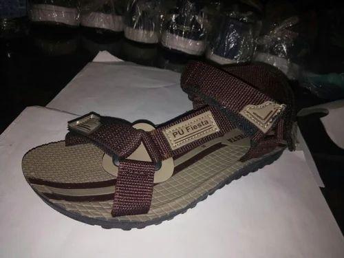 3a3ce9745 Mens PU Comfortable Sandal