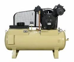 Two Stage American Type Industrial Air Compressor