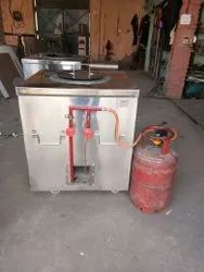 200 L Stainless Steel Tandoor