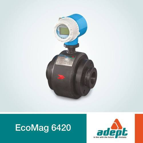 Plastic Body Type Electromagnetic Flowmeters