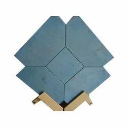Concrete Color Coated Heavy Duty Industrial Tile