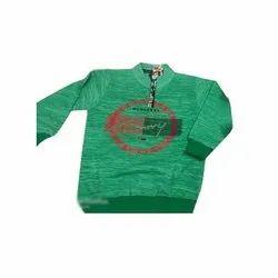 Kids Full Sleeve Woolen T Shirts