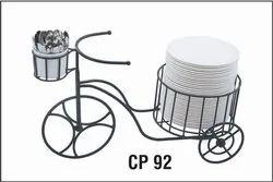 Cycle Plate