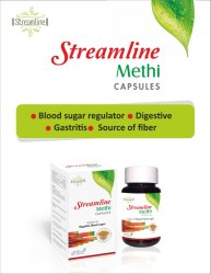 Streamline Methi Capsule