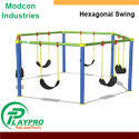 Ms/gi + Frp Hexagonal Swing