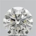 2.11ct Lab Grown Diamond CVD j VS1 Round Brilliant Cut IGI Certified Stone