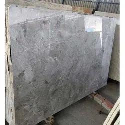 Grey Sonata Italian Marble Slab, Thickness: 15-20 mm