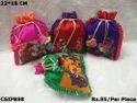 Printed Potli Bag