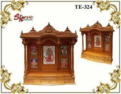 Wooden Temple 324