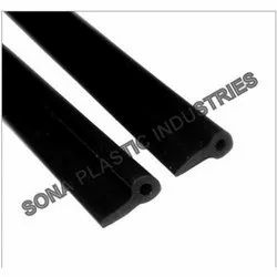 PVC Flexible Flag Profile (Strip With A Hole)