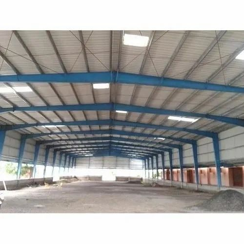 Steel Fabrication Services: Stainless Steel And Mild Steel Warehouse Structural