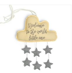 Cotton A Sky Full Of Stars Nursery Mobile Big Cloud, Packaging Type: Packet