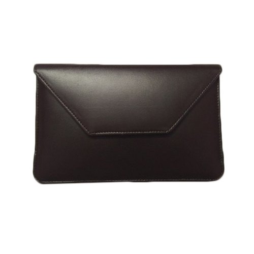 Plain Leather Tablet Case