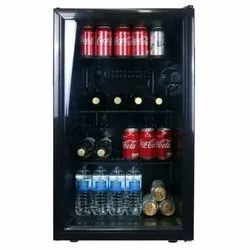 Vertical Single Door Refrigerator