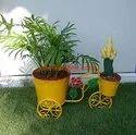 Cycle Planter Home Decor