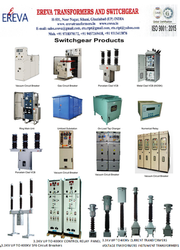 Schneider VCB Panel