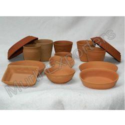 Terracotta Tea Cup