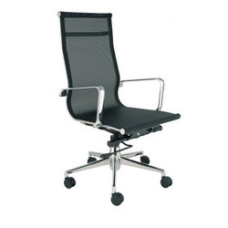 Ergomaxx Black President Chair