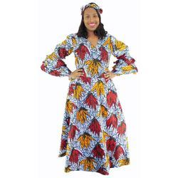Cotton 3/4th Sleeve Printed Hippi Dress, Size: M, L and XL