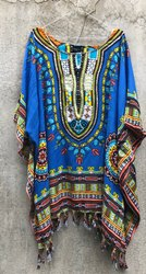 Ladies Short Digital Kaftan