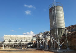 Environment Friendly Top Grade Dry Mix Concrete Batch Plant