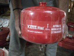 INTIME Mild Steel Automatic Modular Fire Extinguisher