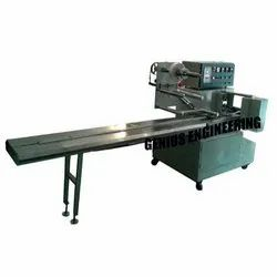 Bathing Soap Wrapping Machine