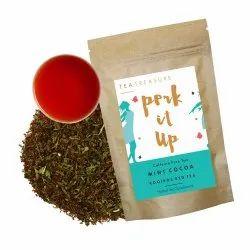 TeaTreasure Mint Cocoa Tea