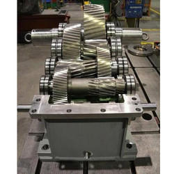 5 3 Stage Helical Gearbox