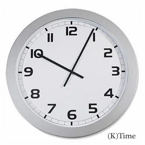 Big Size Wall Clock At Rs 650 Piece Analog Clock Id