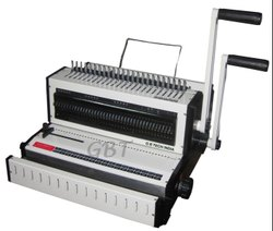 Wiro Binding Machine  (WR 2016 F/S)