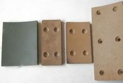 Industrial Brake Friction Linings