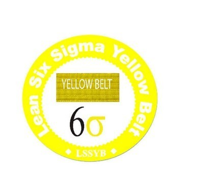 Learn Six Sigma Yellow Belt, Six Sigma Consultants - Concept