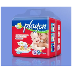 Baby Diaper Poly Packaging