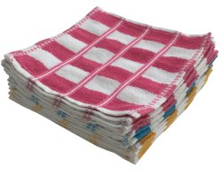 Lushomes Terry Face Cloth (pack of 20)
