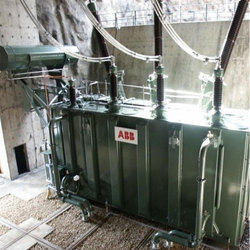 MS and CI Three Phase ABB Power Transformers
