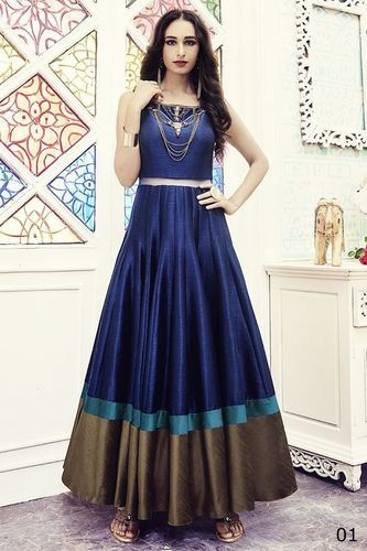Women's Fashion New Designer Party Wear Gown at Rs 2100 ...